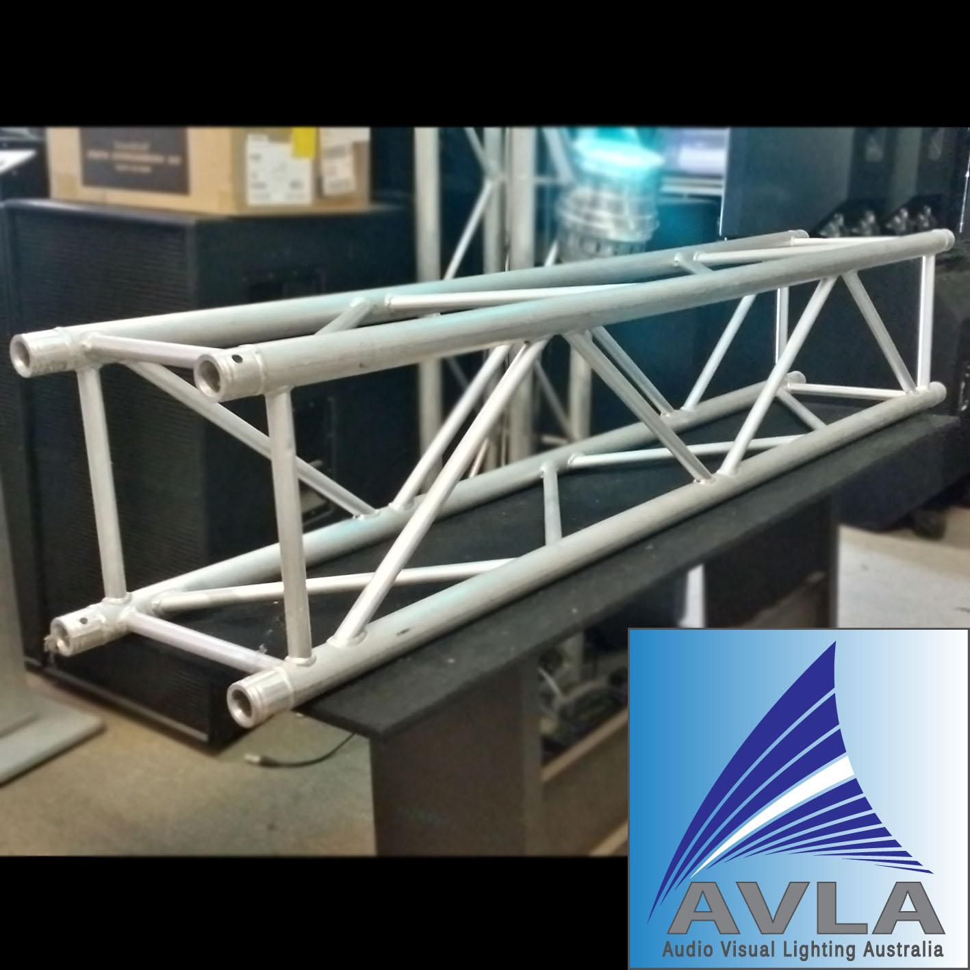 Details about 400mm Box Truss 3 Metre Aluminium Global Truss Compatible